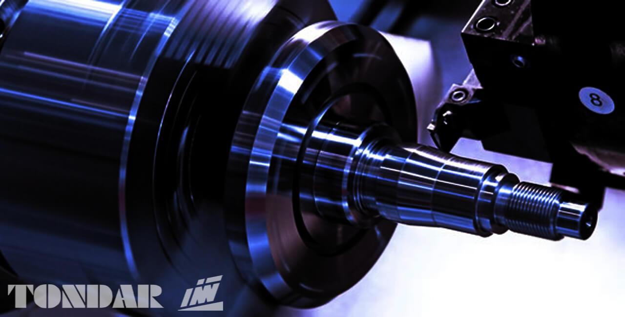 تندر ماشین | تولید کننده ماشین آلات صنعتی